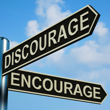 Discourage Or Encourage Direct...