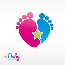 Logo Naissance/bébé