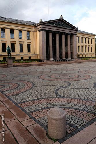 Photo  Oslo university