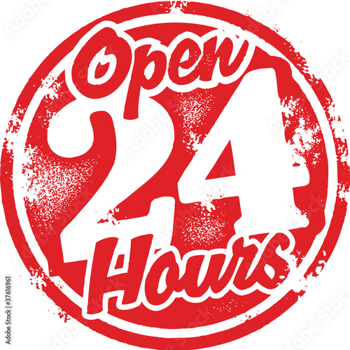 Fotografija  Open 24 Hours