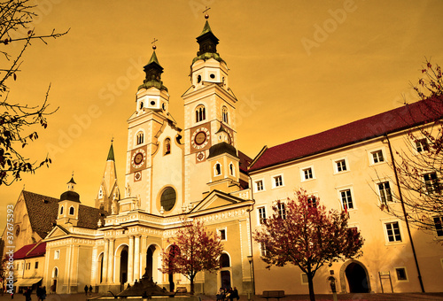 Fotografie, Obraz  Brixen, Bressanone