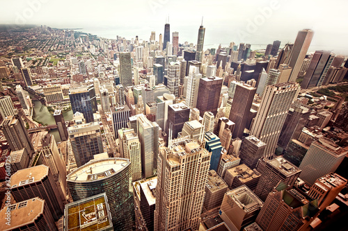 Fototapeta Giganty Manhattanu II