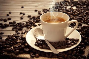 Fototapeta Kawa Espresso