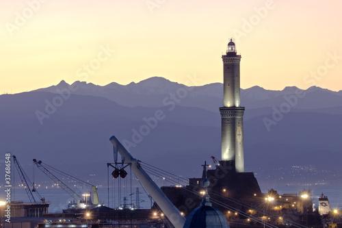 Fotografia  La Lanterna di Genova