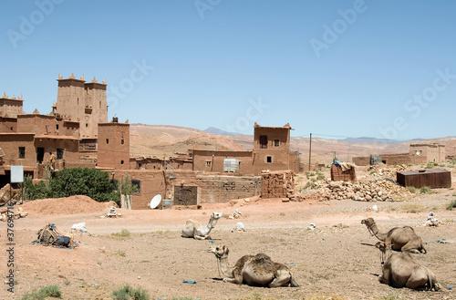 Papiers peints Maroc Ouarzazate