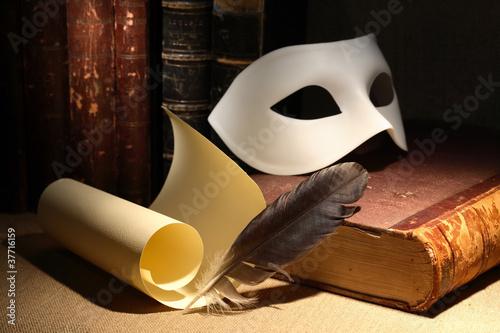 Carta da parati Dramaturgy Concept
