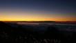 The sunrise color