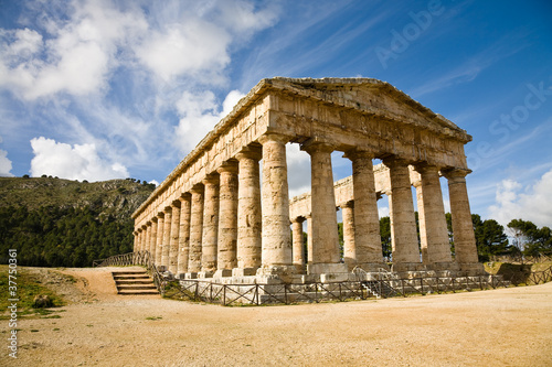 Fotografie, Obraz  Segesta, Sicily