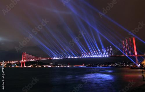 Carta da parati Bosphorus Bridge, Istanbul