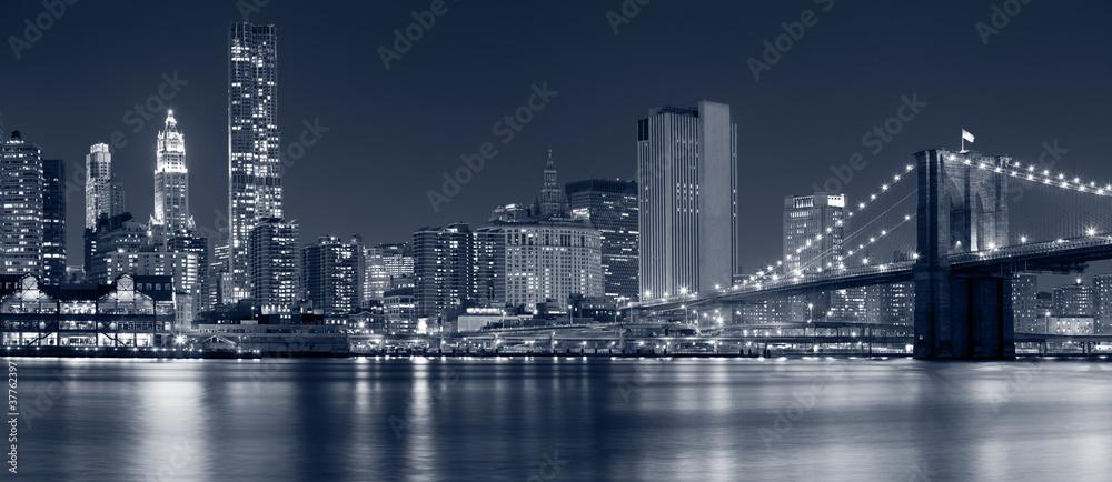 Fototapety, obrazy: Manhattan, New York City.