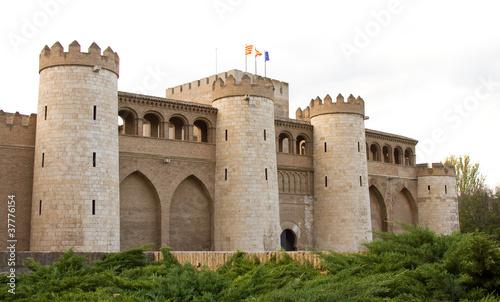 Aljafería Palace, Zaragoza
