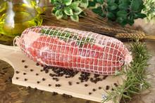 Rollè Di Carne - Roulade Of Beef