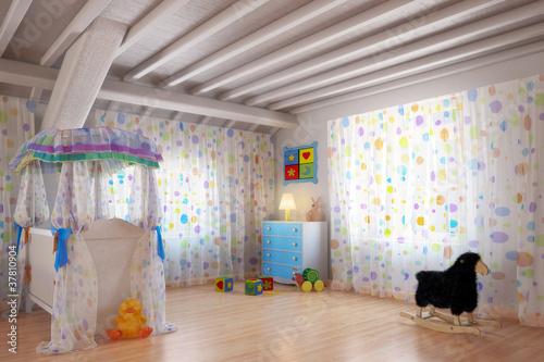 Foto  Kinderzimmer I