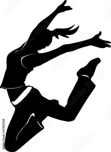 sylwetka-tanczacej-dziewczyny