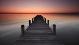 Fototapeta Most - abendlicher Horizont