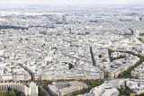 Fototapeta Fototapety Paryż - Paryż - panorama