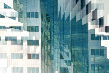 Abstract view of a Building