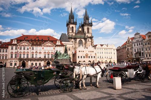 obraz lub plakat Prague