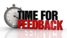 Time For Feedback