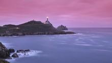 Cabo Villano, La Coruña, España.