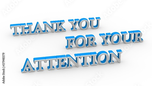 thank you for your attention buy this stock illustration and