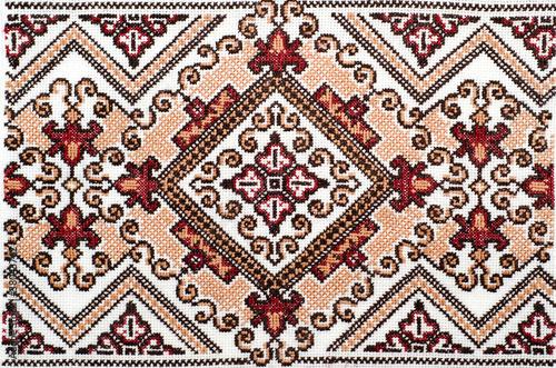 ukrainski-haftowany-dobry-przez-wzor-haftu-krzyzykowego