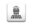 Boton cuadrado blanco locomotora