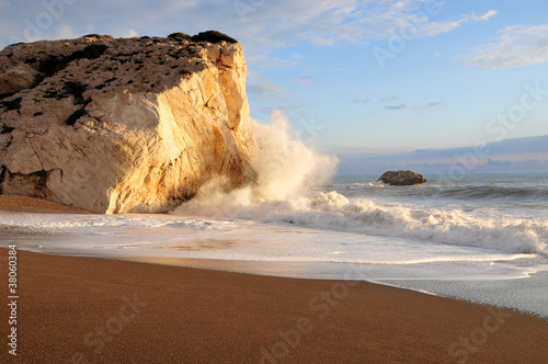 Photo sur Aluminium Chypre Birthplace of Aphrodite