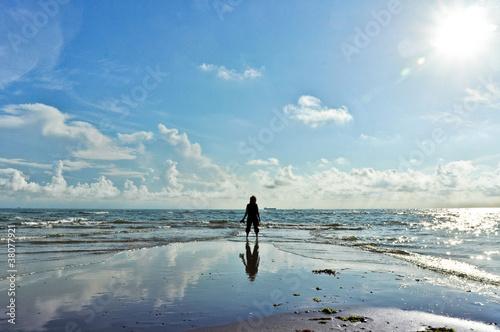 Foto-Rollo - Küste (von Stefan Körber)