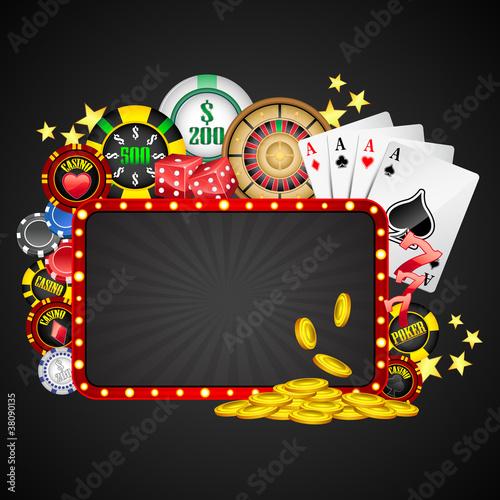 Photo  Casino Background
