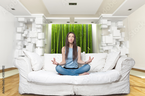 Zen moment - 38091102