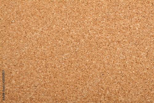 Valokuva  Brown cork texture.
