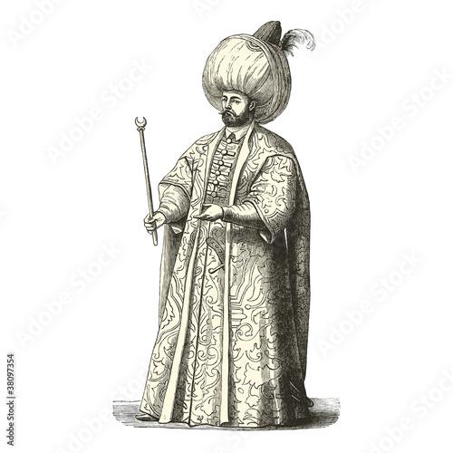 Cuadros en Lienzo sultan