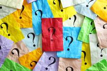 Fragen über Fragen