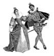 Dancers Renaissance 16tth