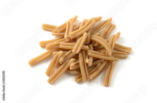 Fotografie, Obraz  Pasta di semola integrale di grano duro