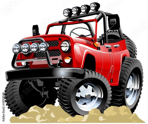 czerwony-jeep