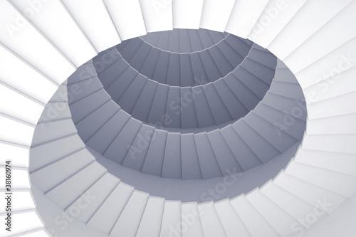 spiralne-schody-3d