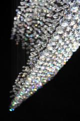 Obraz na Szkle Style refleks światła