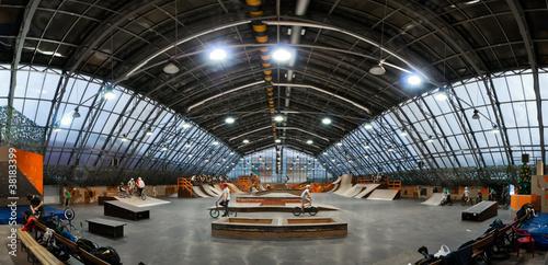 Fotografia Skate park panorama