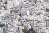 Fototapeta Paryż - Paryż - kamienice