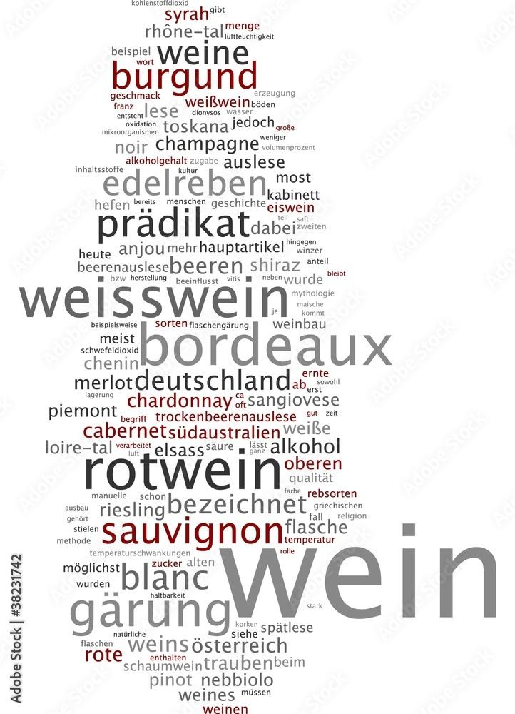 Photo Art Print Wein Europosters