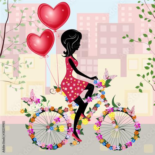 kwiat-dziewczyna-rower-z-powietrza-walentynki
