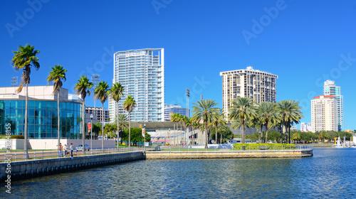 Photo  Downtown St. Pete, Florida