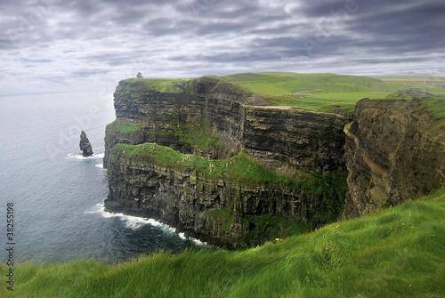 Fotografie, Obraz  Cliffs of Moher