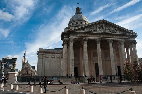 Photo Stands Paris Panthéon à Paris