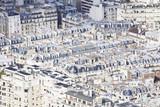 Fototapeta Fototapety Paryż - Paryż - kamienice