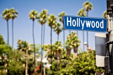 Znak Hollywood w LA