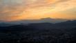 富士山と秦野の夕景 TimeLapse