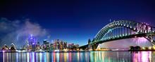 Sydney Harbour NYE Fireworks P...